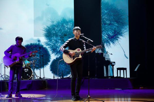 浙传首届原创作品音乐会在杭举行 见证学生原创的力量