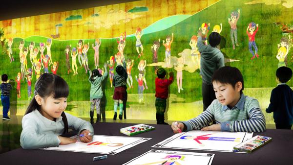 新媒体交互技术在儿童教育活动中的运用