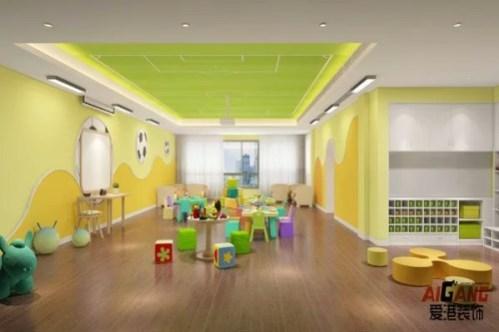 幼儿园设计装修,教育培训学校设计装修等装饰设计