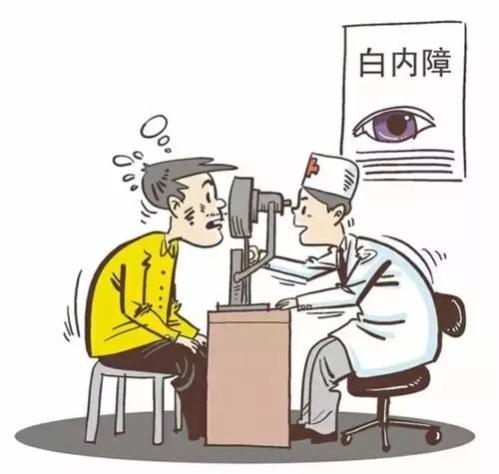 北京博爱眼科医院:白内障手