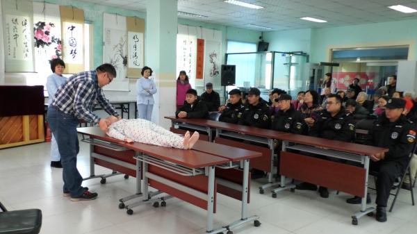 不忘初心——北京凤凰妇儿医院CPR心肺复苏技能普及