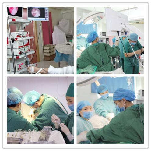 呐!数十颗子宫肌瘤在漳州都市医院一次性成功摘除,可是……