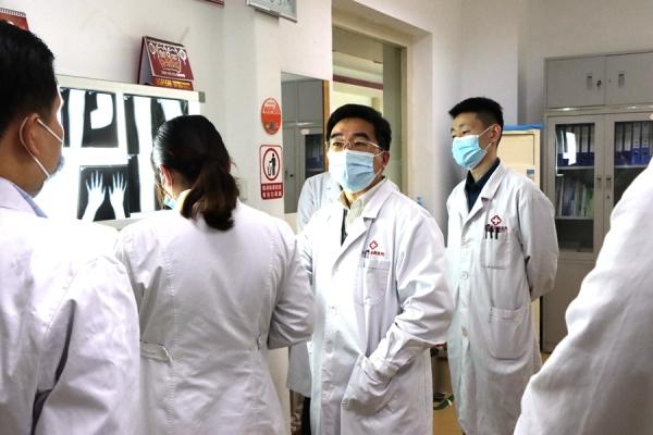 【学术研讨】济南中医风湿病医院召开强直性脊柱炎的鉴别诊断与治疗学术研讨会