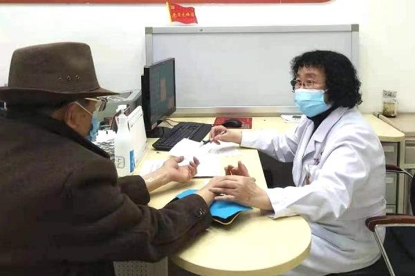 【别样年味】济南中医风湿病医院:有一种就地过年,叫坚守岗位!