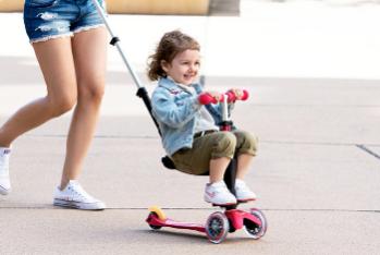 得童心者得天下,瑞士m-cro迈古引领儿童滑板车发展浪潮